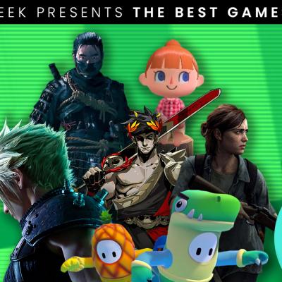 Best Games of 2020