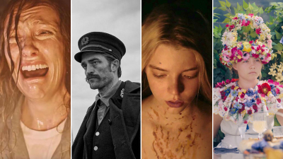 A24 Horror Movies Ranked with Hereditary The Witch and Midsommar