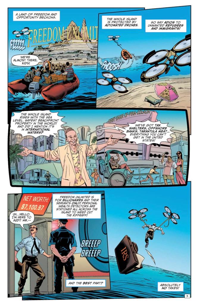 Billionaire Island #1 Page 3