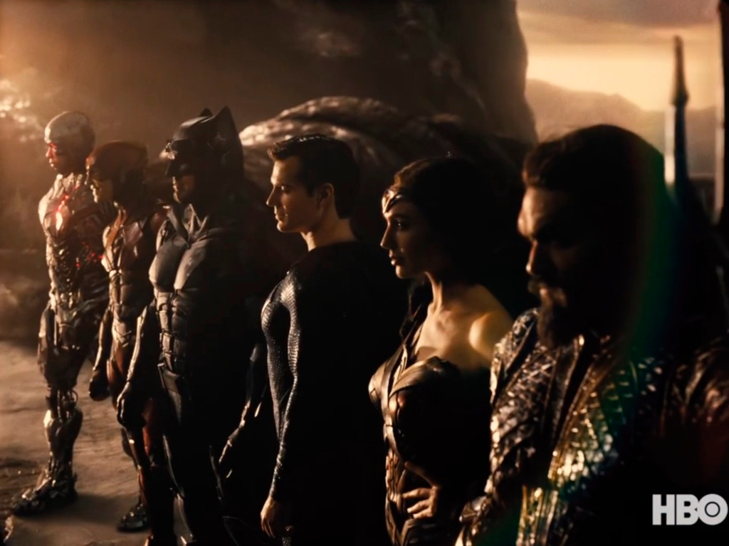 Justice League: The Snyder Cut Team Shot
