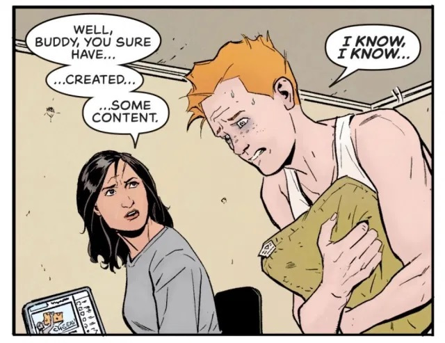Superman's Pal Jimmy Olsen from DC Comics