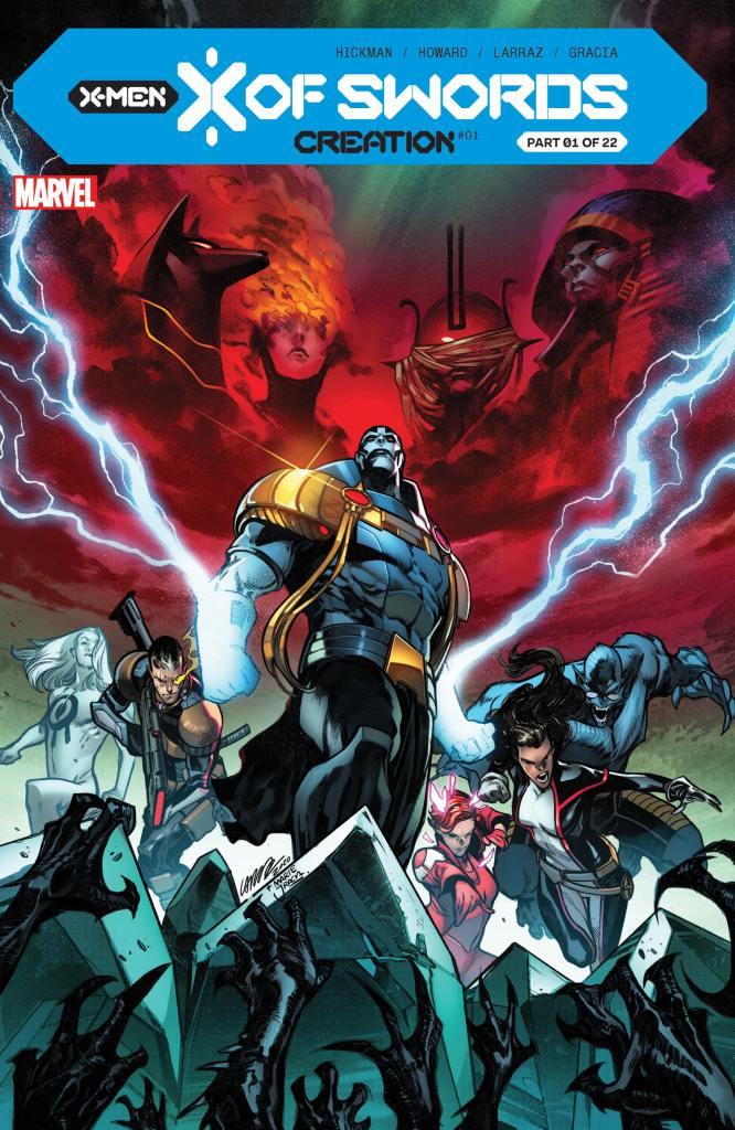 X-Men: X of Swords Creation