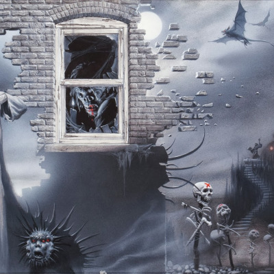 The Best Of H.P. Lovecraft Cover Art