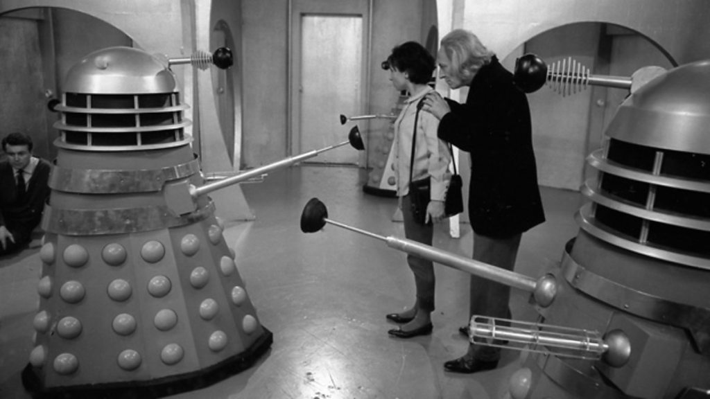 Doctor Who The Daleks 1963 William Hartnell