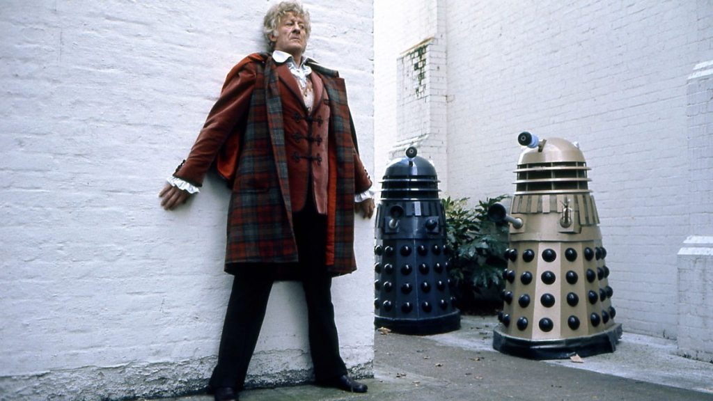 Doctor Who Tom Baker Day of the Daleks