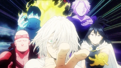 My Hero Academia Season 5 Episode 3 One For All Vestiges