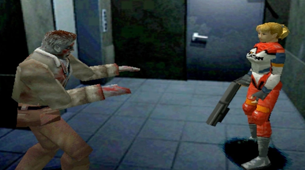 Resident Evil 1.5 characters