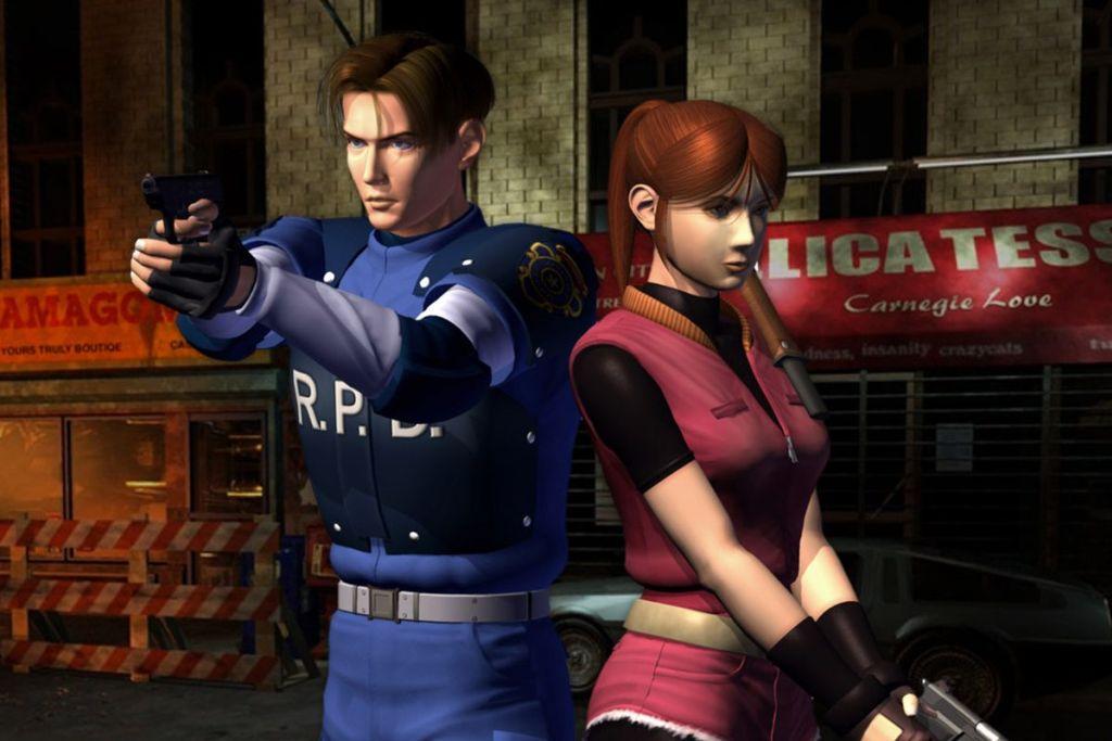 Resident Evil 2 Protagonists