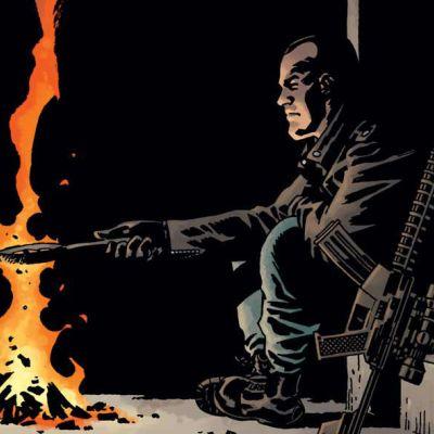 The Walking Dead Comic: Negan Ending