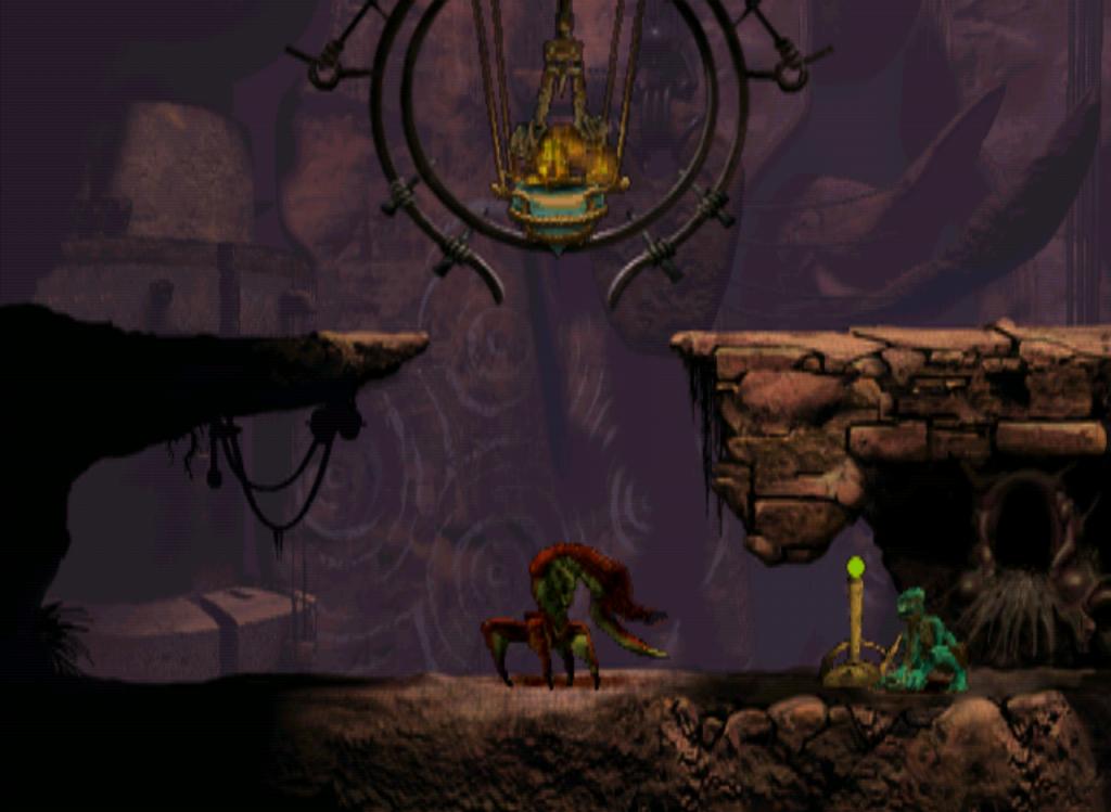 Oddworld: Abe's Odyssey