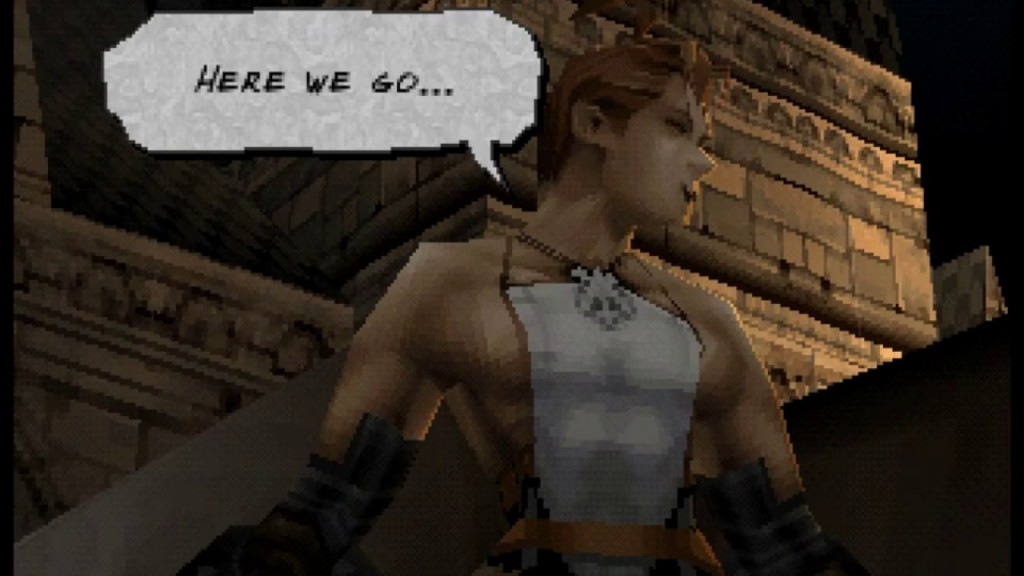 Vagrant Story PlayStation One