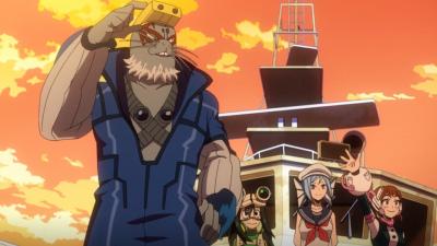 My Hero Academia Season 5 Episode 16 Selkie Crew