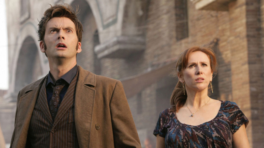 Doctor-Who-The-Fires-of-Pompeii-David-Tennant-and-Catherine-Tate