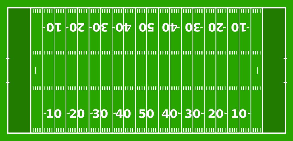 Friday Night Lights Football Guide - Football Field
