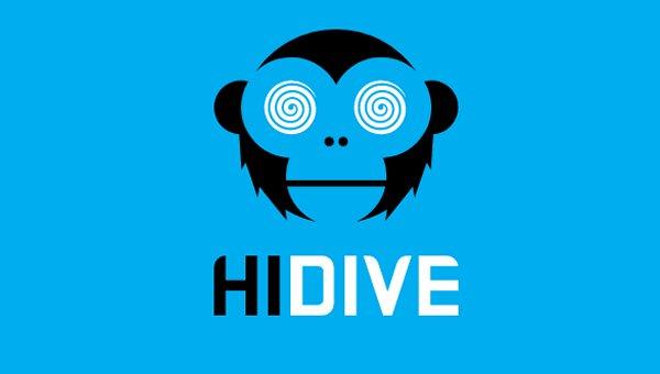 HiDive Logo