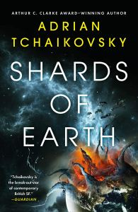 Shards of Earth by Adrian Tchaikovsky