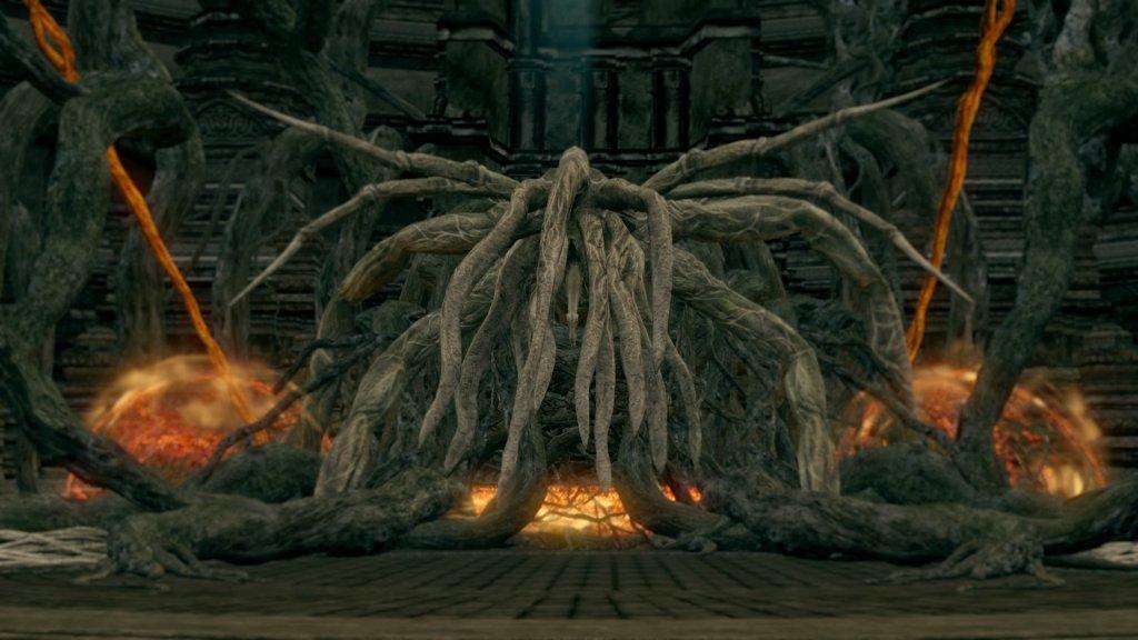 Dark Souls Bed of Chaos