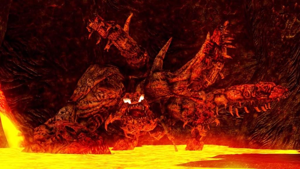 Dark Souls Centipede Demon