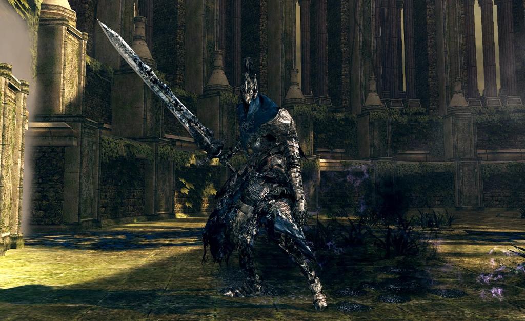 Dark Souls Knight Artorias