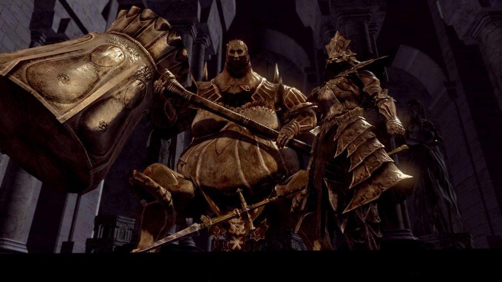 Dark Souls Ornstein and Smough