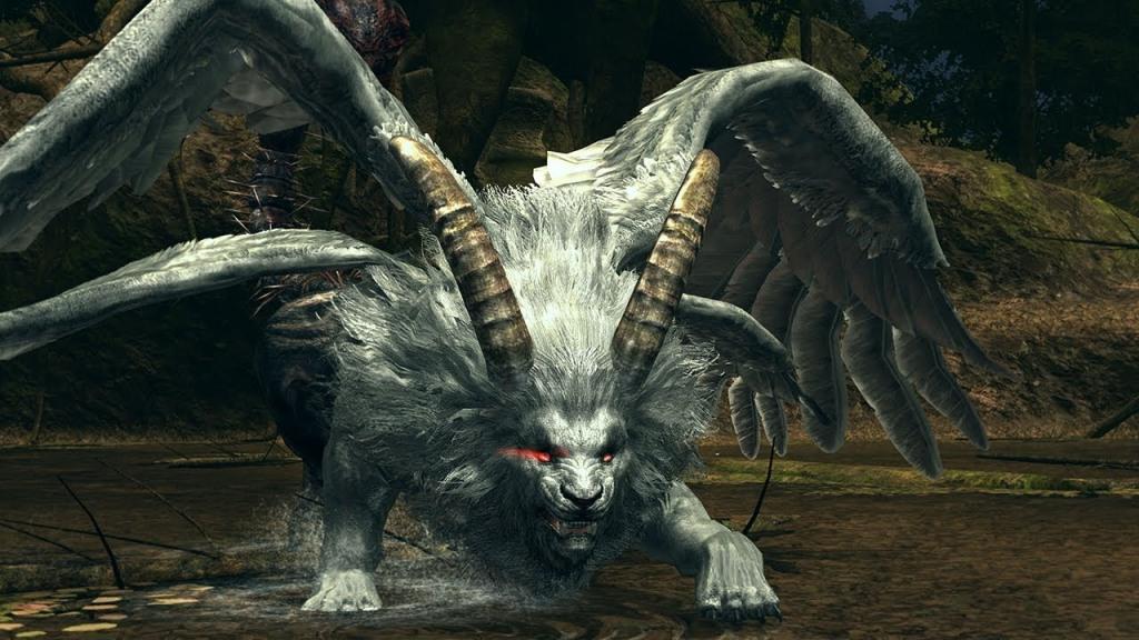 Dark Souls Sanctuary Guardian