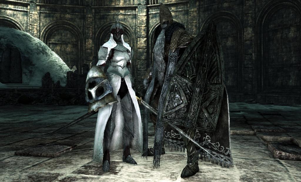 Dark Souls Throne Watcher Defender