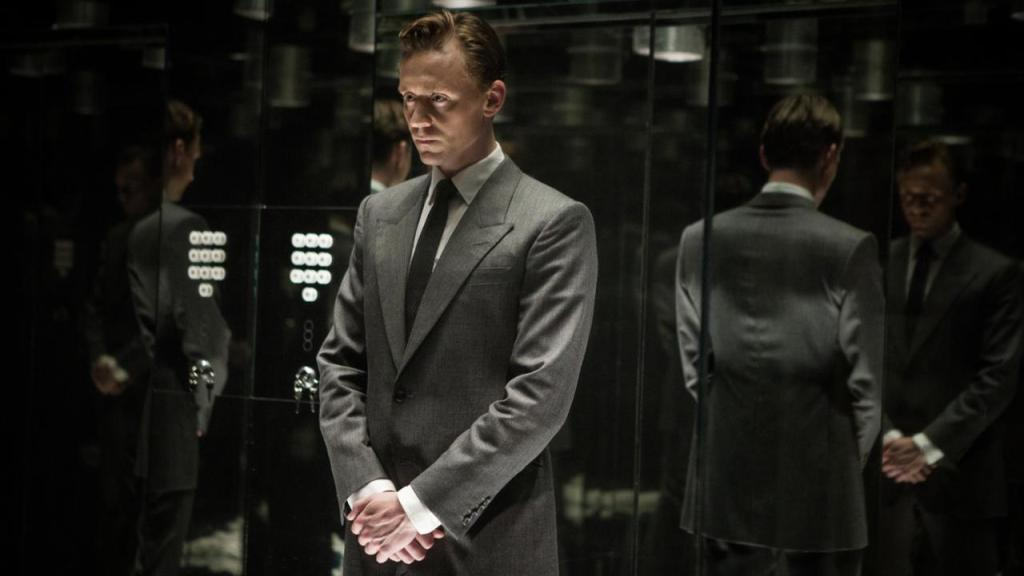Tom Hiddleston in High-Rise